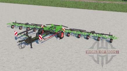 Fendt Lotus 1250 T для Farming Simulator 2017