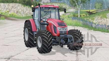 Zetor Forterra 150 HD〡opening bonnet для Farming Simulator 2015